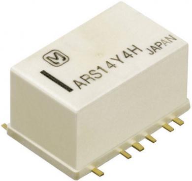 Releu frecvenţă înaltă, ARS 3 GHz, SMD, Panasonic ARS14A4H, 4,5 V/DC