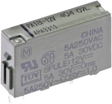 Releu de putere PA 5, Panasonic PA1A12, 12 V/DC