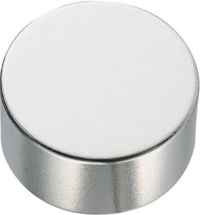 Magnet cilindric permanent N35, (Î x Ø) 10 x 5 mm