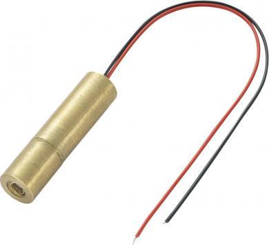 Modul laser roşu LM01GND, 3 V/DC