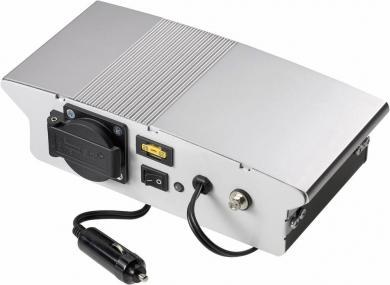Invertor undă sinusoidală pură 24 V/DC, 150 W, Voltcraft SW-150