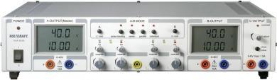 Sursă de alimentare programabilă Voltcraft VSP 2410, 0.1 - 40 V/DC, 0 - 10 A, 809 W