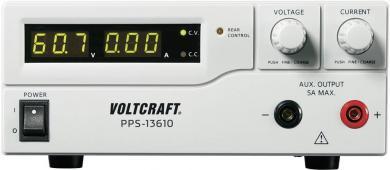 Sursă de alimentare programabilă cu port USB Voltcraft PPS-13610, 1 - 18 V/DC, 0 - 20 A, 360 W
