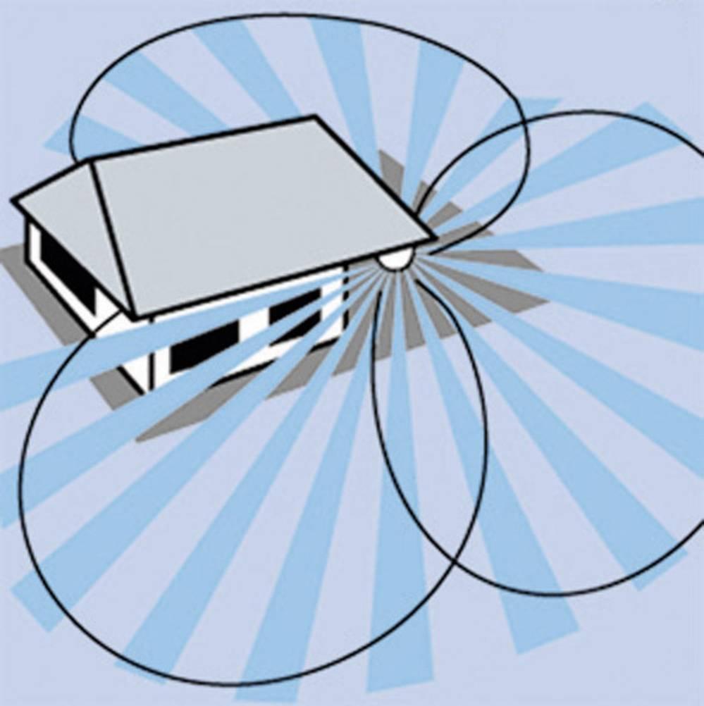 detector de miscare steinel is 360 d trio negru 520203 german electronics german electronics. Black Bedroom Furniture Sets. Home Design Ideas