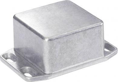 Carcasă de aluminiu turnată, ecranare EMC, IP54, 1590BFL, cu flanşă, 112 x 60 x 31 mm