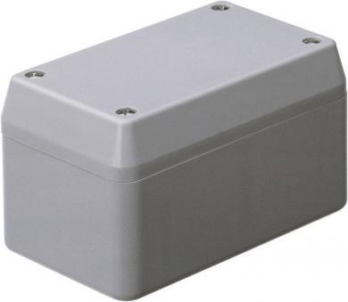 Carcasă C-box, 130 x 75 x 61 mm, gri