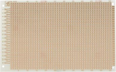 Placă experimentală WR 915, epoxid, 160 x 100 x 1.5 mm