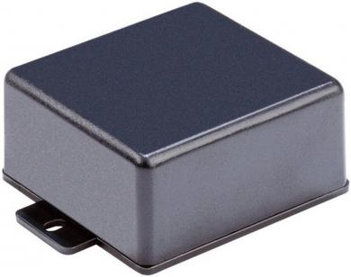 Modul carcasă Strapubox, plastic ABS, negru