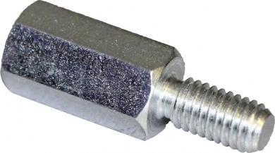 Set bolţuri distanţiere, 50 mm, M4 x 9, 10 buc., PB Fastener S47040X50