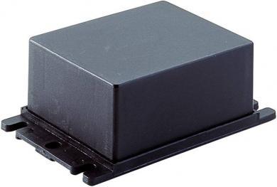 Modul carcasă plastic AMG 6, negru