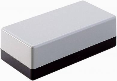 Carcasă plastic ABS antistatic, 129 x 59 x 49 mm