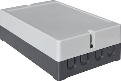 Carcasă euro Axxatronic pentru PCB europene