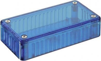 Carcasă transparentă policarbonat ignifug 1591 DTBU Hammond Electronics