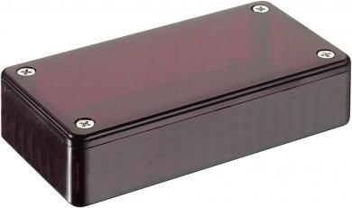 Carcasă transparentă policarbonat ignifug 1591 DTRD Hammond Electronics