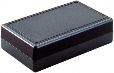 Carcasă plastic  ABS cu compariment pentru baterie, 115 x 65 x 26 mm