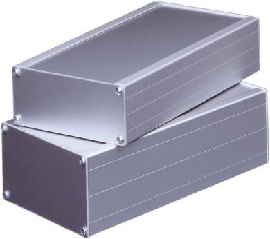 Carcasă universală din aluminiu (L x l x Î) 168 x 103 x 42 mm, Proma 131020