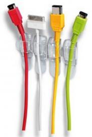 Clemă 3M cablu, autoadezivă, Ø...
