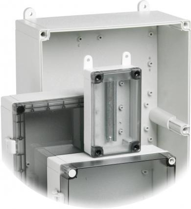 Suport pentru montare pe perete Fibox FP 10674