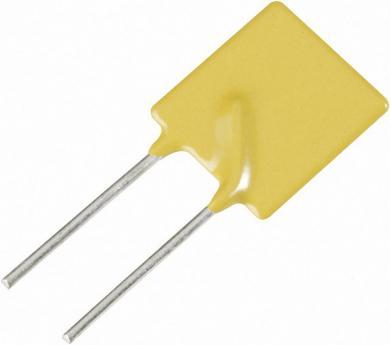 Siguranţă PTC ESKA, 0.4 A, 75 V, 7.7 x 3.1 x 21.2 mm