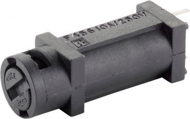 Suport siguranţă 5 x 20 mm Eska Bulgin tip FX0456, vertical
