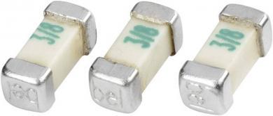 Siguranţă SMD 2410 Eska, tip 222017, declanşare lentă -T- 0,375 A