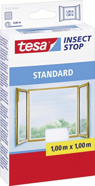 aparate anti insecte plasa pentru fereastra contra tantarilor tesa standard 1 german. Black Bedroom Furniture Sets. Home Design Ideas