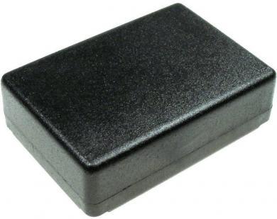 Carcasă plastic universală G025, negru, 72 x 50 x 21