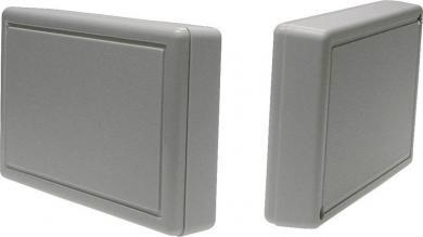 Carcasă plastic 2218GR Strapubox, plastic ABS, gri, 102.5 x 61.5 x 18 mm