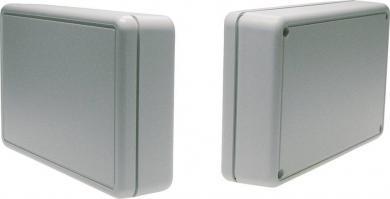 Carcasă plastic 2006GR, gri, 125 x 74 x 27 mm