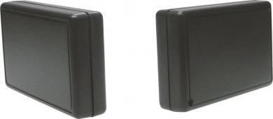 Carcasă plastic 2230SW, negru, 106 x 62.5 x 23 mm