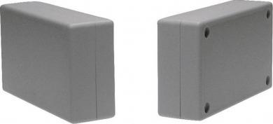 Carcasă plastic 2744GR, gri, 70 x 40 x 20 mm