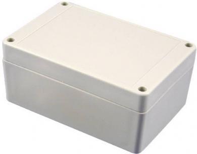Carcasă seria RP1065 Hammond Electronics, plastic ABS, gri deschis