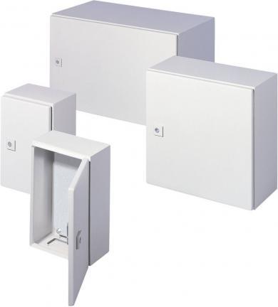 Dulap de distribuţie compact Rittal AE 1032.500, RAL 7035, IP66, 200 x 300 x 120 mm