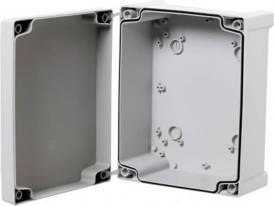 Carcasă ABS Fibox TEMPO cu orificii preperforate TAM111107