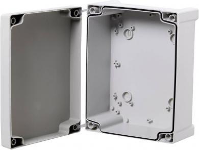 Carcasă ABS Fibox TEMPO cu orificii preperforate TAM131308