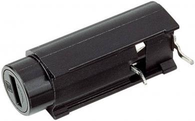 Suport orizontal siguranţă 5 x 20 mm Eska 502.710, 250 V/AC, 6,3 A