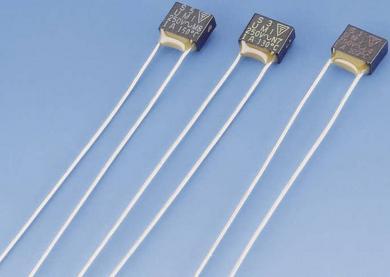Siguranţă termică Eska pentru transformatoare şi motoare, 1 A, 127 °C