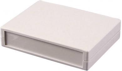 Carcasă plastic Ritec RM2055S Hammond Electronics, gri pal