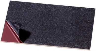 Material de bază (răşină epoxidică) cu strat fotosensibil (pozitiv), 160 x 100 mm, Proma