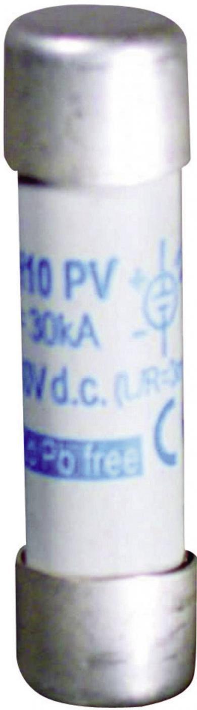Siguranţă fotovoltaică Eska 10,3 x 38 mm, tip 1038723, 4 A