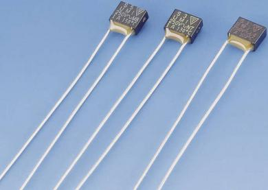 Siguranţă termică Eska pentru transformatoare şi motoare, 1 A, 150 °C