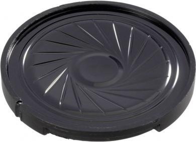 Difuzor din plastic seria LSF, 89 dB, 8 Ω, 0,5 W, 360 Hz