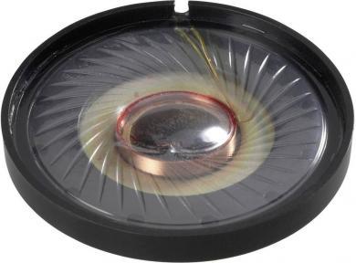 Difuzor din plastic seria LSF, 110 dB, 32 Ω, 0,1 W, 150 Hz