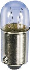 Bec tubular 110 V, 130 V 2 W soclu BA9s transparent Barthelme 00241320