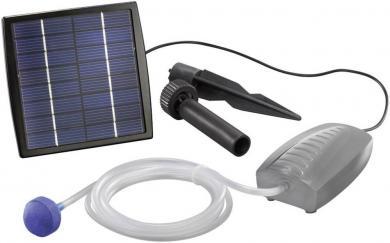 Aerator solar iazuri Esotec Air S