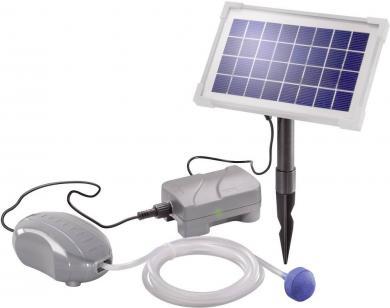 Aerator solar iazuri Esotec Solar Air-plus, 120 l/h
