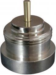 Adaptor termostat din alamă Ista