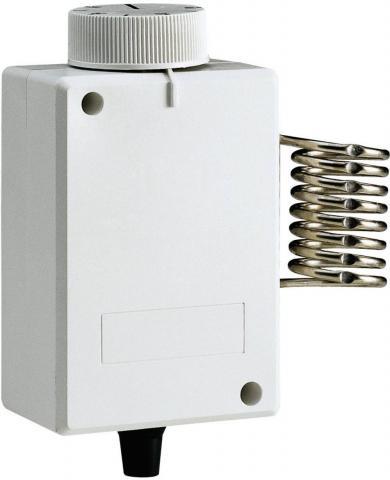 Termostat industrial cu senzor extern, montare la suprafaţă, 4 la 40 °C, 1TCTB088