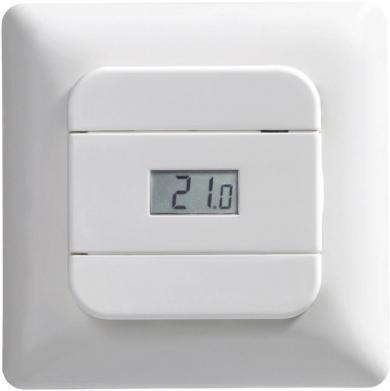 Termostat de cameră încastrabil, program zilnic, 0 la 40 °C, Arnold Rak OTD2-1999-AR