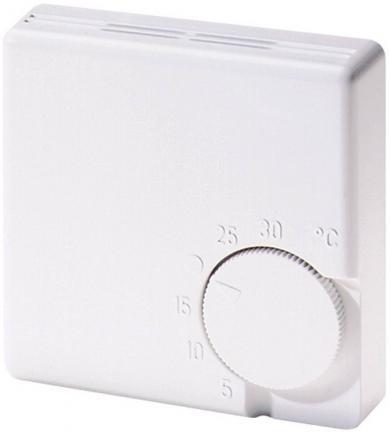Termostat de cameră, montare aparentă, program zilnic, 5 la 30 °C, Eberle RTR-E 3521